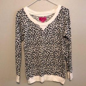 Victoria Secret Long Sleeved Pajama Shirt